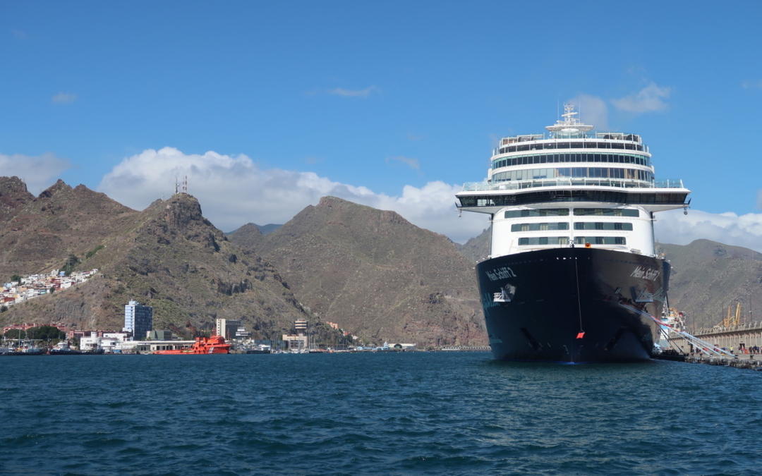 Mein Schiff 2  – von Gran Canaria nach Mallorca