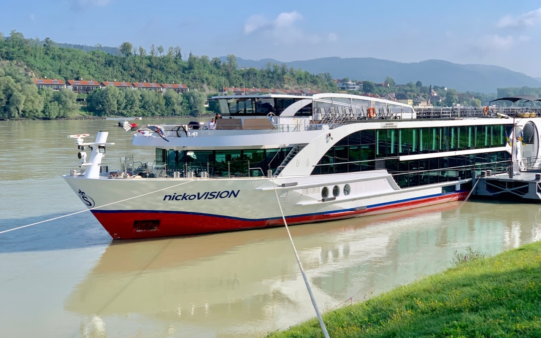 nickoVISION – Donau Flusskreuzfahrt – Passau bis Budapest