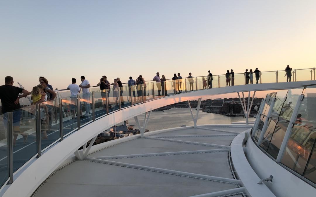 Reisebericht Mein Schiff 1 Panoramafahrt ab Kiel